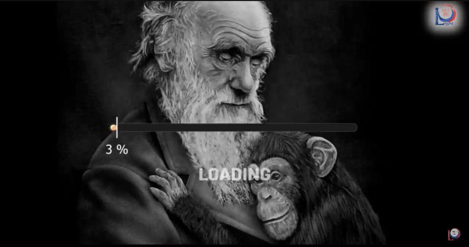 다윈과의 대화 - 종교와 과학, 하나님에 관한 이 프로그램은 - (2)