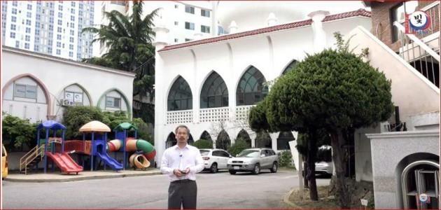 한국의 이슬람교 --2-- 한국이슬람교 부산성원